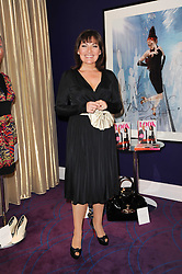 LORRAINE KELLY at a party to celebrate the publication of Get The Look by Mark Heyes held at the Sanctum Soho Hotel, 20 Warwick Street, London W1 on 30th March 2010.
