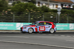 June 24, 2018 - Vila Real, Vila Real, Portugal - Gabriele Tarquini from Italy in Hyundai i30 N TCR of BRC Racing Team during the Race 3 of FIA WTCR 2018 World Touring Car Cup Race of Portugal, Vila Real, June 24, 2018. (Credit Image: © Dpi/NurPhoto via ZUMA Press)