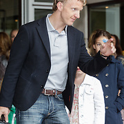NLD/Amsterdam/20120604 - Vertrek Nederlands Elftal voor EK 2012, Dirk Kuyt
