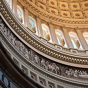 Canopy Fresco Of the US Capitol Rotunda in Washington DC, USA