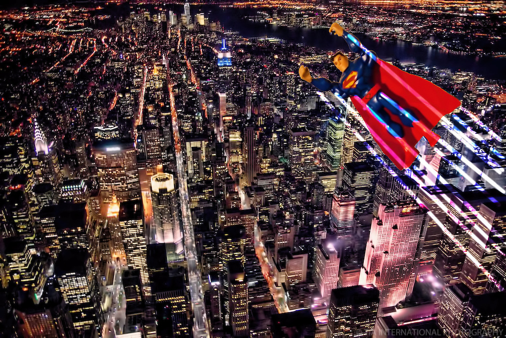 "AUGUST 31st:  ""Supermanhattan"""