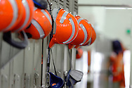 High visibility safety helmets..For larger JPEGs and TIFF Contact EFFECTIVE WORKING IMAGE via our contact page at : www.photography4business.com