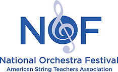 ASTA 2018 National Orchestra Festival Performing Groups