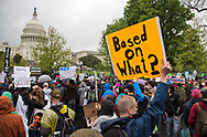 March for Science in Washignton D.C.  on Earthday