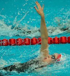 15-08-2008 ZWEMMEN: OS 2008 ZWEMMEN: BEIJING<br /> Elisabeth Simmons GBR <br /> ©2008-WWW.FOTOHOOGENDOORN.NL