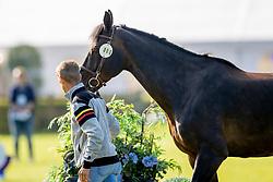 Vermeir Wilm, BEL, IQ van het Steentje<br /> European Championship Riesenbeck 2021<br /> © Hippo Foto - Dirk Caremans<br />  31/08/2021