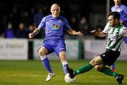 Blyth Spartans FC 3-2 Stockport County FC 20.11.18