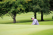 Thomas Fay (Rush) on the 2nd during round 1 of The Mullingar Scratch Cup in Mullingar Golf Club on Sunday 3rd August 2014.<br /> Picture:  Thos Caffrey / www.golffile.ie