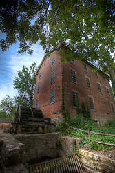 Old Grau Mill in Oak Brook, Illinois