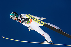 Michael Hayboeck (AUT) during the Trial Round of the Ski Flying Hill Individual Competition at Day 1 of FIS Ski Jumping World Cup Final 2019, on March 21, 2019 in Planica, Slovenia. Photo by Matic Ritonja / Sportida