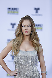HOLLYWOOD, CA - OCTOBER 26: Carmen Aub attends the Telemundo's Latin American Music Awards 2017 held at Dolby Theatre on October 26, 2017. Byline, credit, TV usage, web usage or linkback must read SILVEXPHOTO.COM. Failure to byline correctly will incur double the agreed fee. Tel: +1 714 504 6870.