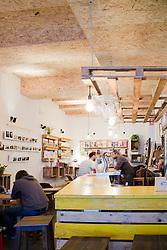 La Jeronima. Sevilla. Spain. Santiago Cirugeda, Alice Attout - Recetas Urbanas Architects