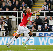 Newcastle United v Manchester United 040315