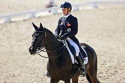Gerold Rebecca, AUT, Shannon Queen<br /> FEI EventingEuropean Championship <br /> Avenches 2021<br /> © Hippo Foto - Dirk Caremans<br />  23/09/2021