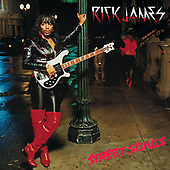 "April 07, 2021 (Worldwide): Rick James ""Street Songs"" Album Release (1981)"
