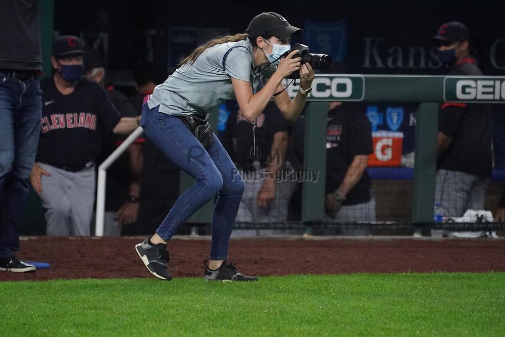 Oct 24, 2020; Kansas City, Kansas, USA; during the match at Children's Mercy Park. Mandatory Credit: Denny Medley-USA TODAY Sports