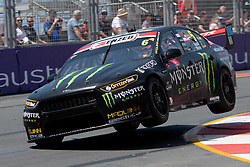 October 19, 2018 - Gold Coast, QLD, U.S. - GOLD COAST, QLD - OCTOBER 19: Cameron Waters in the Monster Energy Racing Ford Falcon during Friday practice at The 2018 Vodafone Supercar Gold Coast 600 in Queensland on October 19, 2018. (Photo by Speed Media/Icon Sportswire) (Credit Image: © Speed Media/Icon SMI via ZUMA Press)