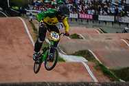 #747 (TURNER Bodi) AUS at the 2016 UCI BMX World Championships in Medellin, Colombia.