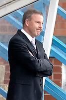 Photo: Glyn Thomas.<br />Chesterfield v Swansea City. Coca Cola League 1. 06/05/2006.<br />Swansea boss Kenny Jackett.