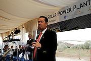 Manuel Pinho, Economy Minister of Portugal
