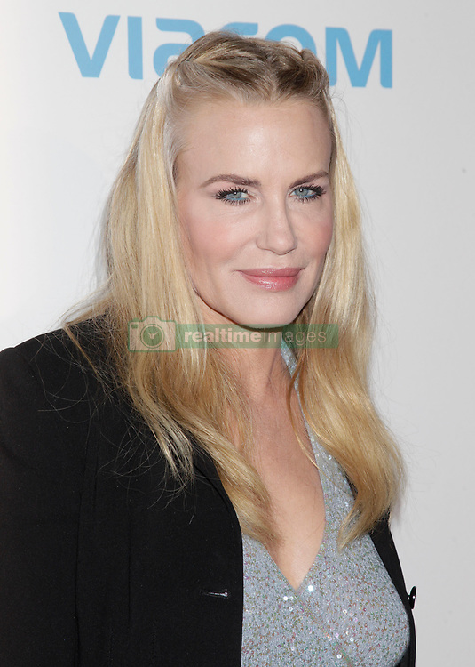 Daryl Hannah arrives for the Fulfillment Fund Gala on October 24, 2012, in Beverly Hills, California.