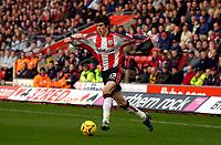 Photo: Alan Crowhurst.<br />Southampton v Burnley. Coca Cola Championship. 13/01/2007. Saint's Gareth Bale.