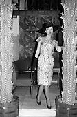 1963 - Irene Gilbert Fashion show at the Gresham Hotel, Dublin