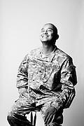 Lucas Neil<br /> Army<br /> E-5<br /> Cook<br /> July 24, 2003 - Present<br /> OIF, OEF<br /> <br /> <br /> Veterans Portrait Project<br /> Junction City, KS