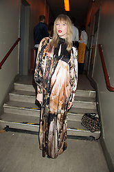 JADE PARFITT at the Veuve Clicquot Widow Series launch party hosted by Nick Knight and Jo Thornton MD Moet Hennessy UK held at The College, Central St.Martins, 12-42 Southampton Row, London on 29th October 2015.