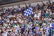 DESCRIZIONE : Campionato 2014/15 Serie A Beko Semifinale Playoff Gara4 Dinamo Banco di Sardegna Sassari - Olimpia EA7 Emporio Armani Milano<br /> GIOCATORE : Spettatori Pubblico Tifosi<br /> CATEGORIA : Spettatori Pubblico Tifosi Ritratto Esultanza<br /> SQUADRA : Dinamo Banco di Sardegna Sassari<br /> EVENTO : LegaBasket Serie A Beko 2014/2015 Playoff<br /> GARA : Dinamo Banco di Sardegna Sassari - Olimpia EA7 Emporio Armani Milano Gara4<br /> DATA : 04/06/2015<br /> SPORT : Pallacanestro <br /> AUTORE : Agenzia Ciamillo-Castoria/L.Canu<br /> Galleria : LegaBasket Serie A Beko 2014/2015