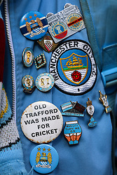 Manchester City fans arrive at Stamford Bridge - Mandatory byline: Jason Brown/JMP - 16/04/2016 - FOOTBALL - London, Stamford Bridge - Chelsea v Manchester City - Barclays Premier League