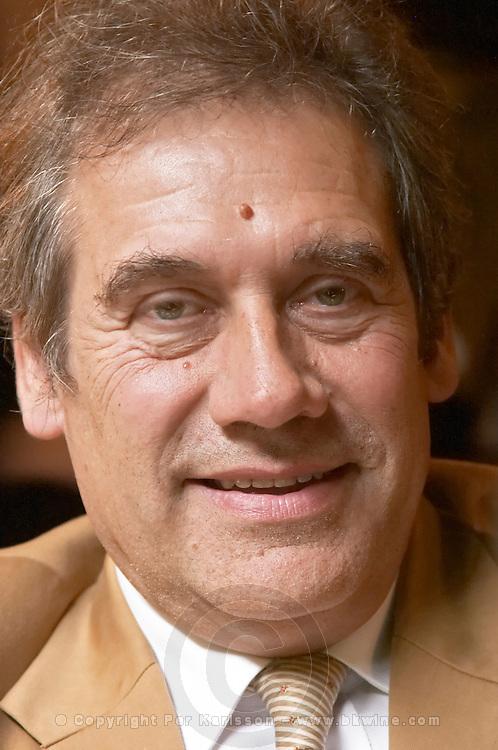 Michel Garat, President of Union des Grands Vins Liquoreux de Bordeaux, Chateau Beauregard, chateau Bastor-Lamontagne