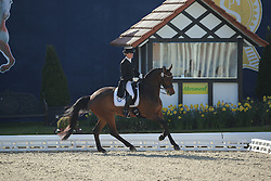 Dolger Anna, (GER), Robin 720<br /> Nurnberger Burg-Pokal - St George Special<br /> Horses & Dreams meets Denmark - Hagen 2016<br /> © Hippo Foto - Stefan Lafrentz