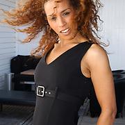 NLD/Bloemendaal/20080518 - Beachclub Vroeger bestaat 5 jaar, Glennis Grace
