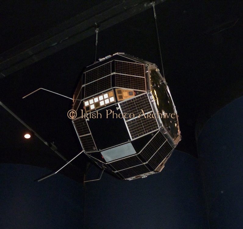 Prospero satellite, also known as X-3, is a satellite (the first launched by the United Kingdom) in 1971.  It was designed to undertake a series of experiments studying the effects of the space environment.  It was launched in October 1971, and remained operational until 1973.