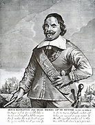 Michiel Adriaenszoon De Ruyter (1607-1676) He probably became a sailor age 11.  In 1622 he defended his home town as a musketeer in the Dutch army against the Spaniards.  That year he re-joined the Dutch merchant fleet and steadily worked his way up.  In 1633 he set sail for Jan Mayen Island, serving as first mate on a fleet of 5 whalers.  De Ruyter was asked to join the expanding fleet as a sub commander of a Zealandic squadron of privately financed warships.  It was the beginning of the Anglo-Dutch Wars (1652-74) and he participated in all three. In 1676 he took command of a combined Dutch-Spanish fleet to help suppress the Messina Revolt and fought a French fleet under Duquesne.  At the battle of Agosta, he was fatally wounded.