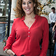 NLD/Amsterdam/20141217 - Musical Awards Nominatielunch 2015, Esther Maas