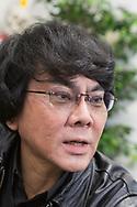 Professor Hiroshi Ishiguro, Osaka University, Japan<br /> <br /> Professor Hiroshi Ishiguro, Osaka University, Japan<br /> <br /> Fotograf: Christina Sjögren<br /> Copyright 2018, All Rights Reserved