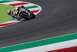 June 1, 2018 - Mugello, FI, Italy - Alvaro Bautista of Pull&Bear Aspar Team during the Free Practice 1 of the Oakley Grand Prix of Italy, at International  Circuit of Mugello, on June 01, 2018 in Mugello, Italy  (Credit Image: © Danilo Di Giovanni/NurPhoto via ZUMA Press)