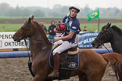 Augustyns Michael, BEL, Petite Biche, <br /> BK Horseball 2018<br /> © Sharon Vandeput<br /> 14:20:49