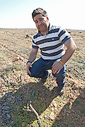 prieto picudo raul perez pereira winemaker Bodegas Margon , DO Tierra de Leon , Pajares de los Oteros spain castile and leon