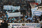 DESCRIZIONE : Cremona Lega A 2014-2015 Vanoli Cremona Banco di Sardegna Dinamo Sassari<br /> GIOCATORE : Tifosi Supporters<br /> SQUADRA : Vanoli Cremona<br /> EVENTO : Campionato Lega A 2014-2015<br /> GARA : Vanoli Cremona Banco di Sardegna Dinamo Sassari<br /> DATA : 10/05/2015<br /> CATEGORIA : Tifosi Supporters<br /> SPORT : Pallacanestro<br /> AUTORE : Agenzia Ciamillo-Castoria/F.Zovadelli<br /> GALLERIA : Lega Basket A 2014-2015<br /> FOTONOTIZIA : Cremona Campionato Italiano Lega A 2014-15 Vanoli Cremona Banco di Sardegna Dinamo Sassari<br /> PREDEFINITA : <br /> F Zovadelli/Ciamillo
