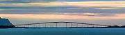 Kvalsund bridge, Herøy, Norway | Kvalsundbrua i Søre Vaulen.