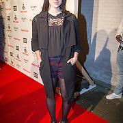 NLD/Amsterdam/20151119 - inloop Xite Awards 2015, Teske de Schepper