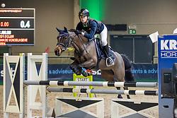 Vermeir Jules, BEL, Limoges Ter Dolen<br /> Nationaal Indoorkampioenschap  <br /> Oud-Heverlee 2020<br /> © Hippo Foto - Dirk Caremans