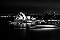 Opera House & Sydney Harbour
