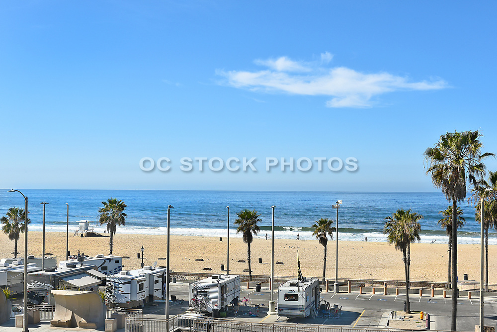 Huntington Beach Shoreline