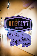 Hop City   Barking Squirrel Lager Launch