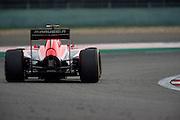 April 20, 2014 - Shanghai, China. UBS Chinese Formula One Grand Prix. Max Chilton, Marussia F1 team