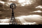 Barns and Windmills